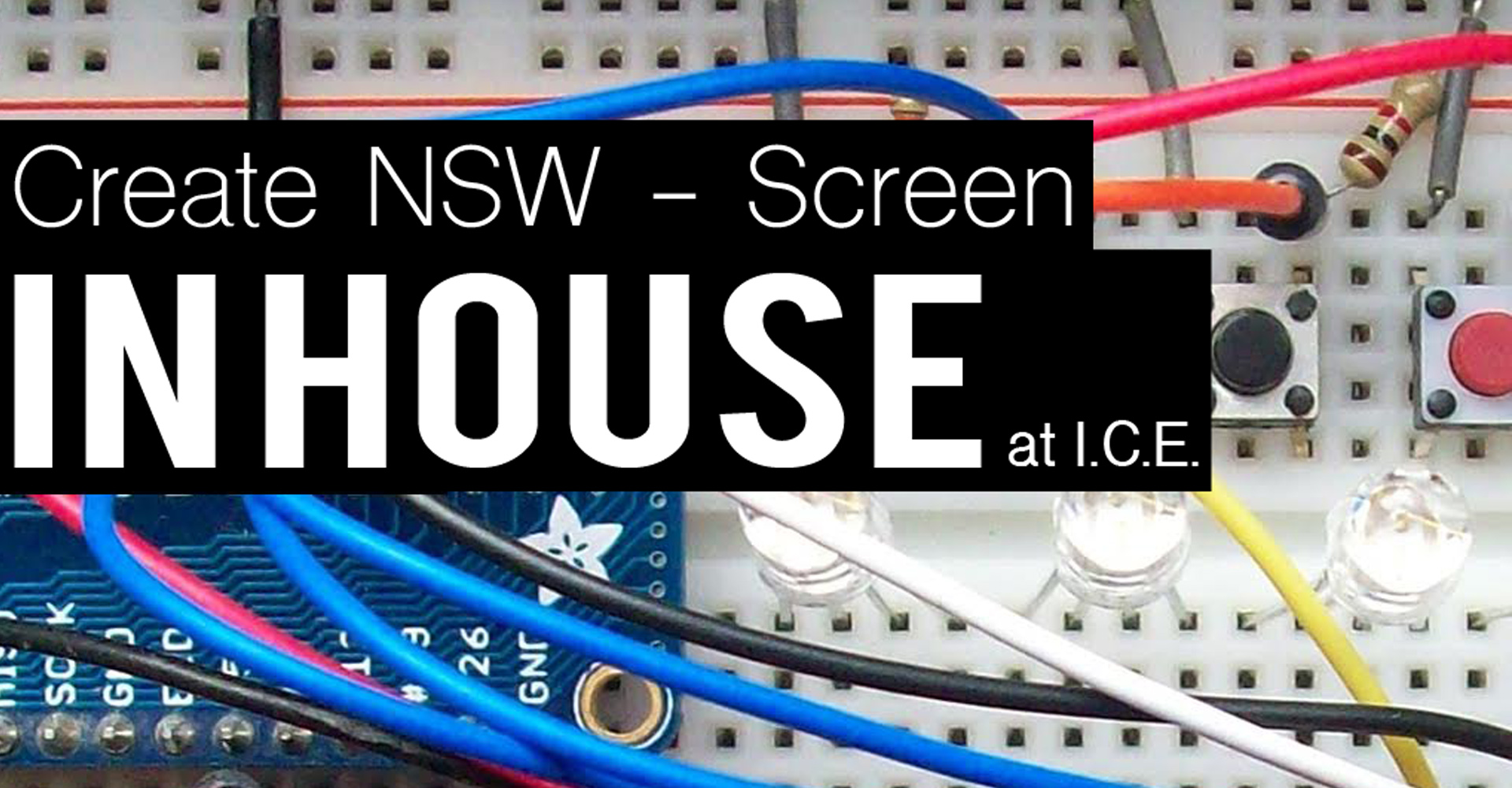 Create NSW – Screen / IN HOUSE at I.C.E. (ongoing) - Information & Cultural Exchange