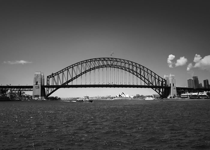 Sydney Harbour Bridge - Bridge Ahoy!