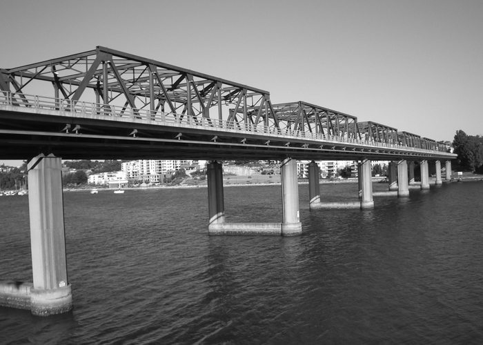 Iron Cove Bridge - Bridge Ahoy!