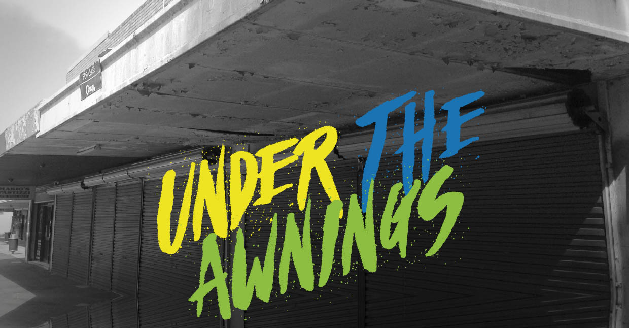Under The Awnings - Information & Cultural Exchange