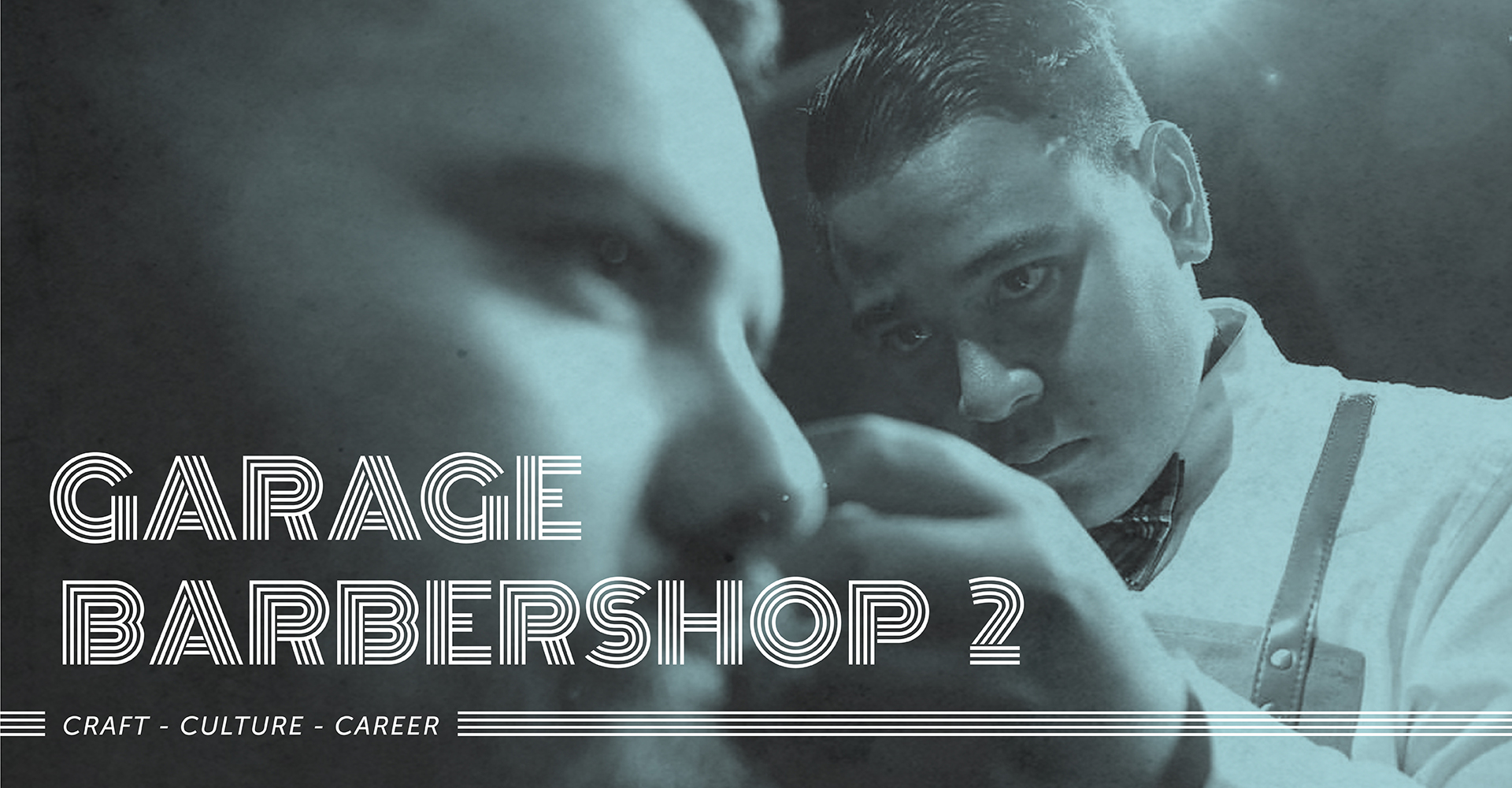 Garage Barbershop 2 - Information & Cultural Exchange
