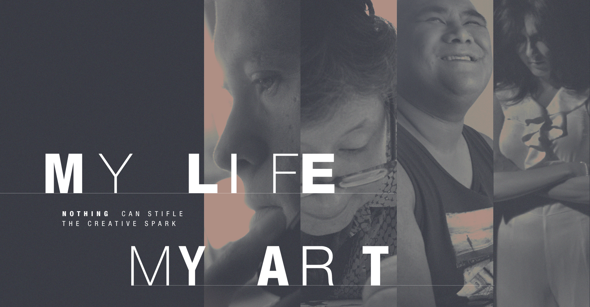 My Life My Art (2015) - Information & Cultural Exchange
